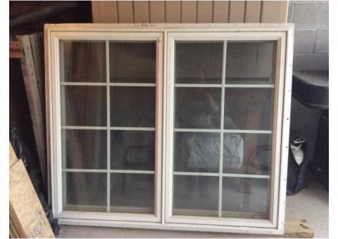 Anderson casement window