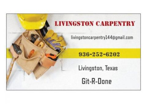 Livingston Carpentry
