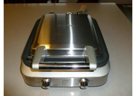 Breville 4 square Belgian Waffle Maker